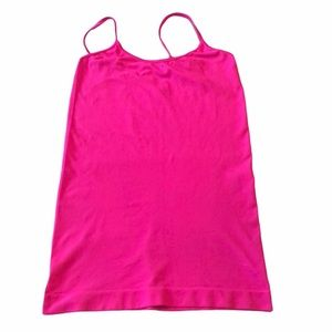 Authentic American Heritage pink seamless cami